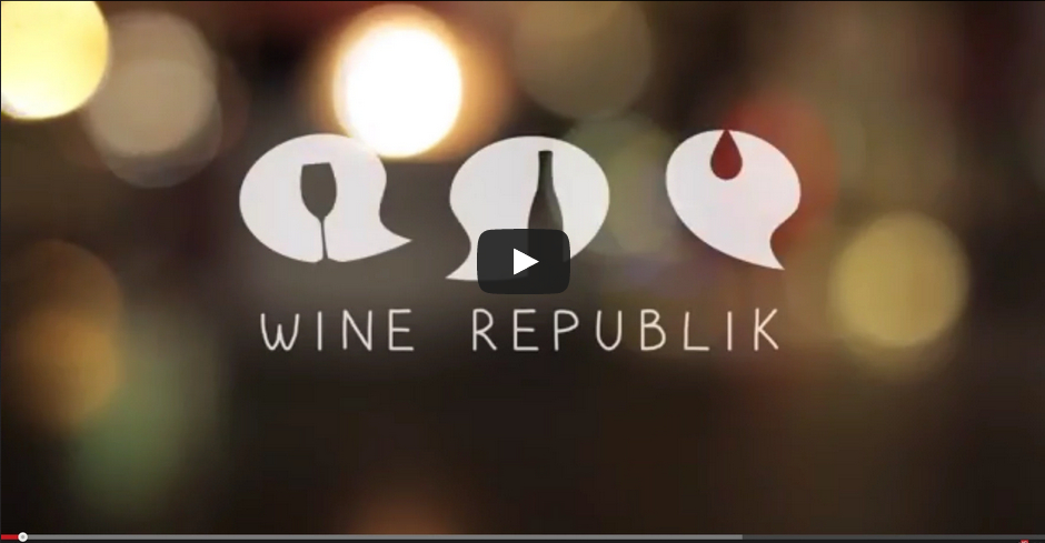 Wine Republik à la Recyclerie